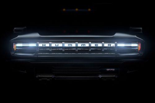 Hummer вернется на рынок в виде пикапа под брендом GMC