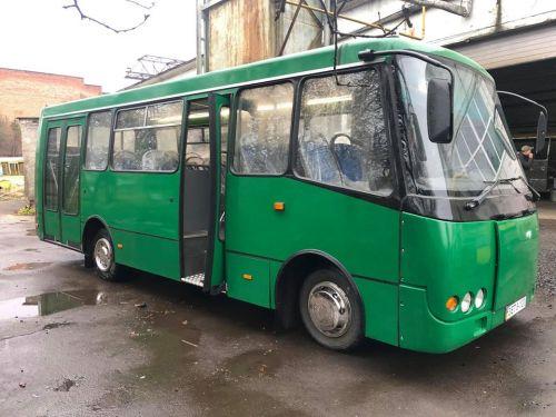 В Украине выпустили электробус-маршрутку