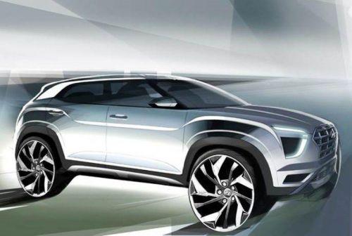 Hyundai намекнул какой будет новая Creta