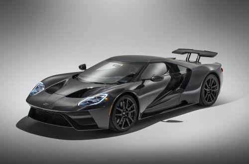 Ford еще поднял мощность в суперкаре GT