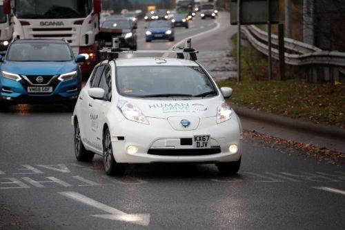 Nissan LEAF прошел сложное тестирование в автономном режиме
