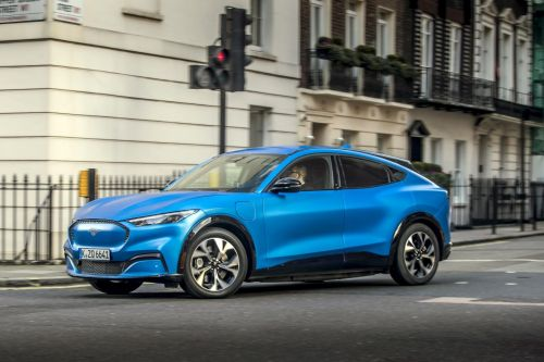 Ford представил электрокроссовер для Европы с запасом хода до 600 км