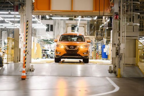 Nissan на грани остановки всех заводов из-за китайского коронавируса