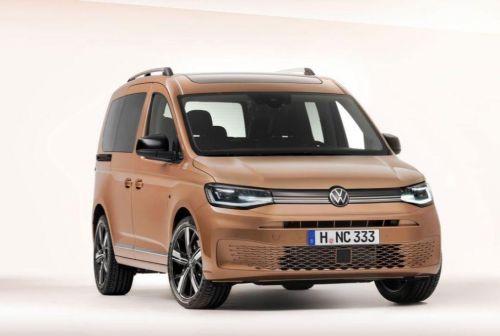 Каким будет обновленный Volkswagen Caddy