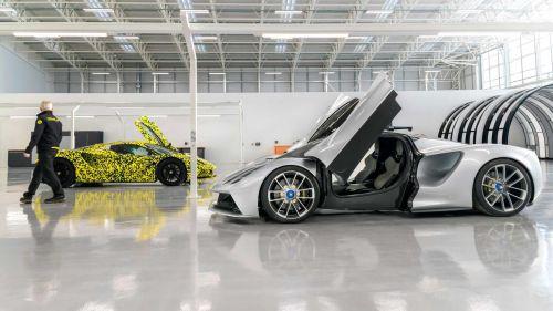 Lotus завершил строительство нового завода