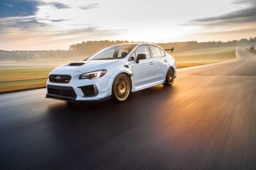Каким будет новый двигатель Subaru WRX STI