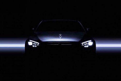 Mercedes-Benz интригует внешностью обновлённого E-Класса