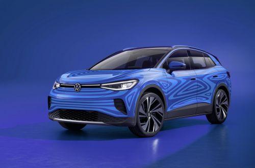 Volkswagen выпустит электрический кроссовер уже в 2020 году