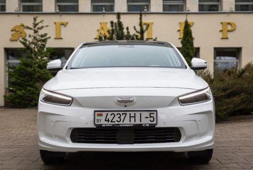 Geely планирует начать производство электромобилей в Белоруссии