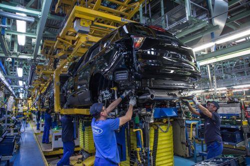 Ford остановил завод в Испании из-за коронавируса