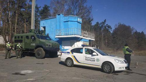 Киев могут закрыть на въезд и выезд