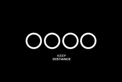 Audi временно разъединила кольца в своей эмблеме на время карантина