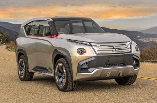 Каким будет новый Mitsubishi Pajero