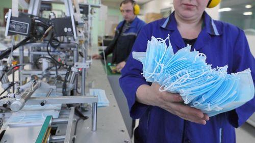 Запорожский автозавод начнет выпускать защитные маски