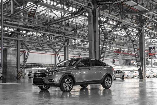 В России автозаводы возобновили производство