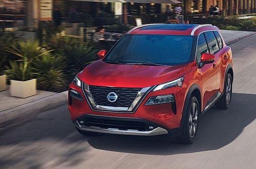 Каким будет новый Nissan X-Trail. Допремьерные фото