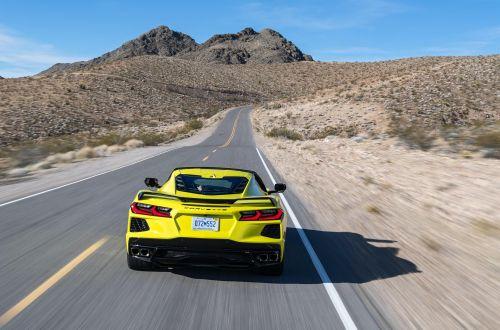 Новый Chevrolet Corvette получит силовую установку в 1014 л.с. - Corvette