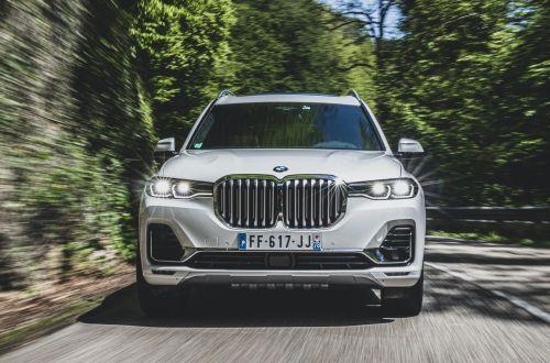 BMW X8 M получит силовую установку в 750 л.с.