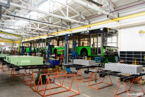 В Луцке подписан договор по обновлению городского парка троллейбусов