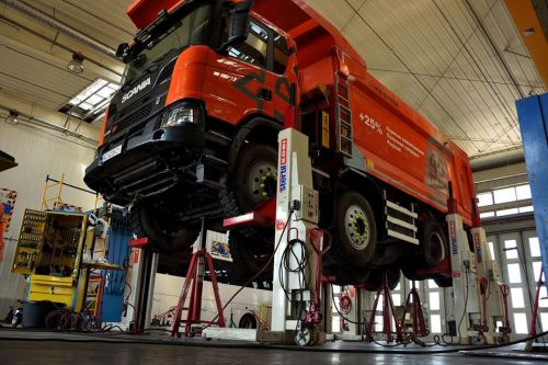 Scania назвала преимущества сервисного контракта перед регламентными ТО