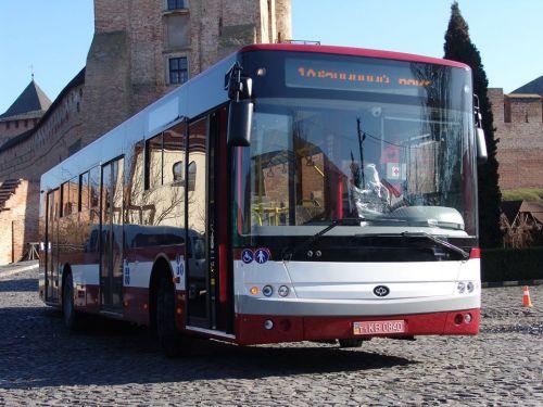 Ивано-Франковск закупает еще 10 автобусов, которые будут поставлены уже к 1 июня