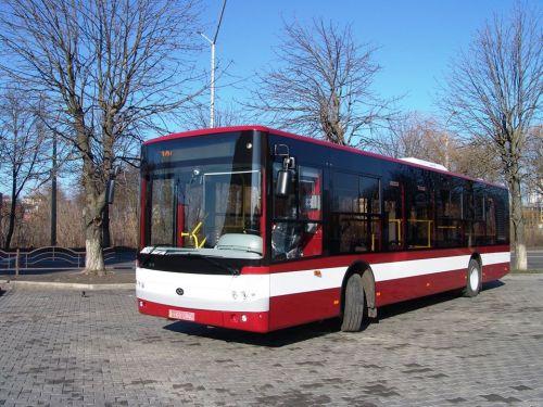 Ивано-Франковск закупает еще 10 автобусов, которые будут поставлены уже к 1 июня - Богдан