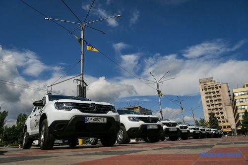 Для медиков снова закупили «скорые» Renault Duster