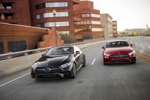 Mercedes-Benz CLS получил модификацию с 1,5-литровым мотором