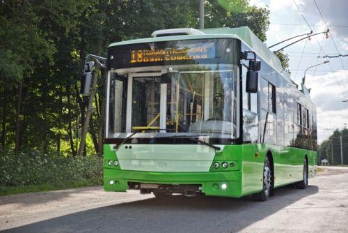«Богдан» поставит в Харьков 49 троллейбусов