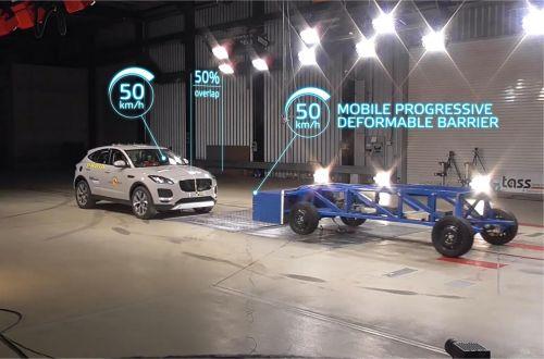 Европейские краш-тесты Euro NCAP будут проводить по новым правилам