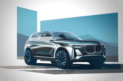 BMW X8 M получит 750 л.с.