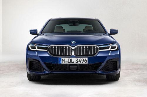 BMW обновила 5-ю серию. Что изменилось?