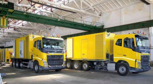 Грузовики Volvo Trucks будут строить железные дороги в Украине