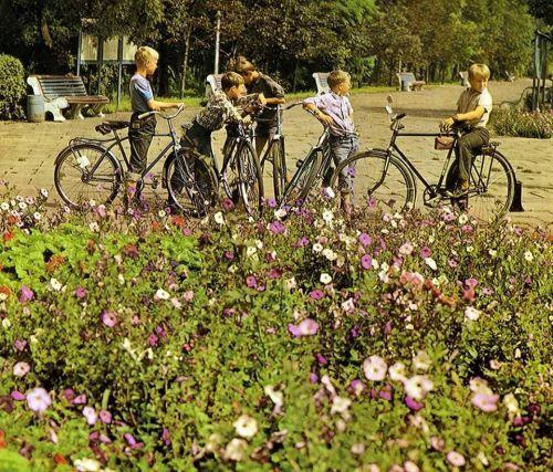 Какие велосипеды выпускали в Украине