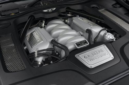 Bentley попрощалась с двигателем V8, который выпускала 61 год
