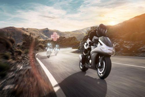 На мотоциклах появится система оповещения о ДТП