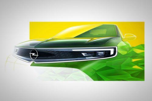 Какой дизайн будет у Opel уже в ближайшем будущем