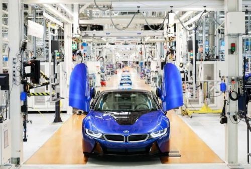 BMW завершила производство гибридного купе