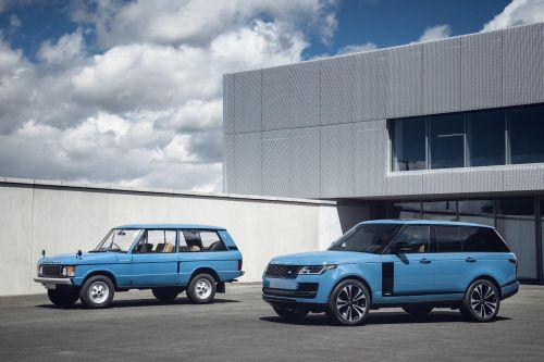 В честь 50-летия Range Rover выпустят юбилейную спецверсию