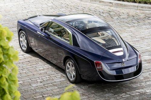Rolls-Royce готовит необычную новинку