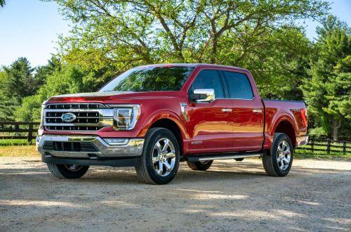 Ford представил новое поколение своего самого популярного автомобиля