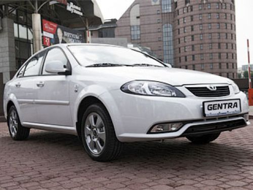 UZ-Daewoo выведет собственную версию Lacetti по цене Aveo - Daewoo