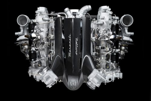 Maserati впервые за 20 лет разработала новый двигатель V6