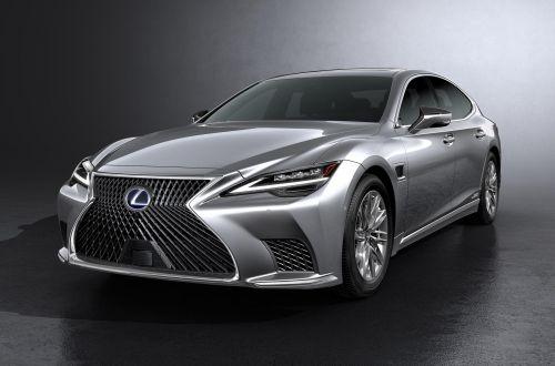 Каким будет обновленный Lexus LS