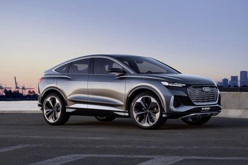 Audi готовит революционный купе-кроссовер Q4 Sportback e-tron