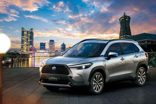 Toyota анонсирует выпуск компактного кроссовера Corolla Cross