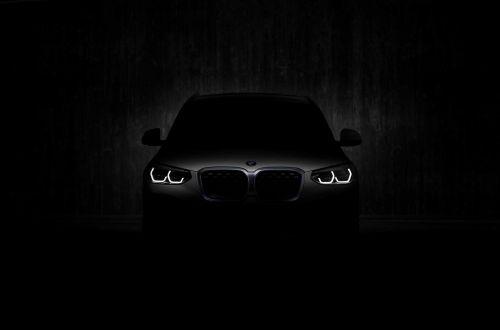 BMW назвала дату дебюта электрокроссовера с запасом хода 440 км