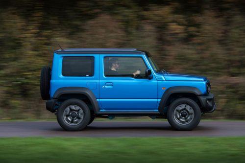 Suzuki может свернуть продажи Jimny в странах ЕС