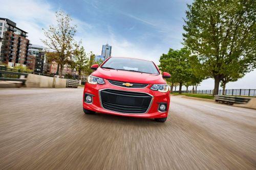 Конец эпохи: Chevrolet снимает с производства модель Aveo