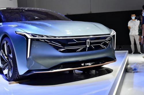 FAW презентовал дизайн своих будущих моделей